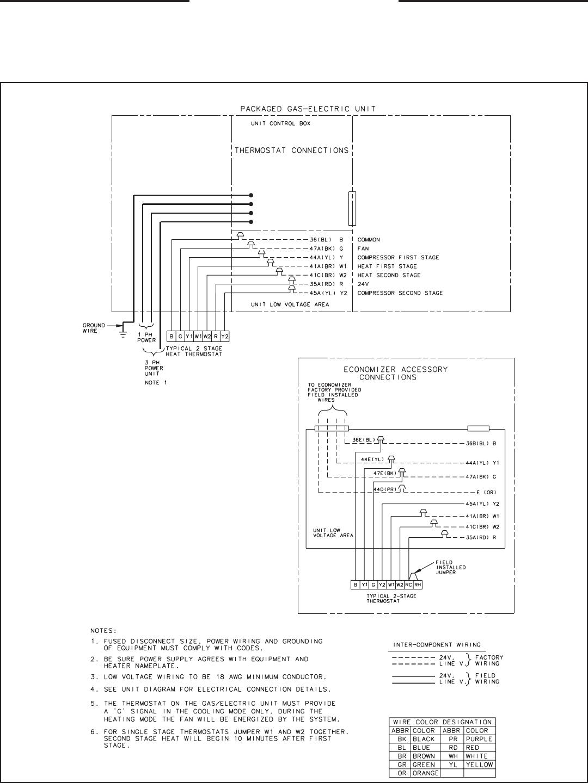 Trane Ycd 480 Wiring Diagram And Schematics Page 17 Ycz F Field