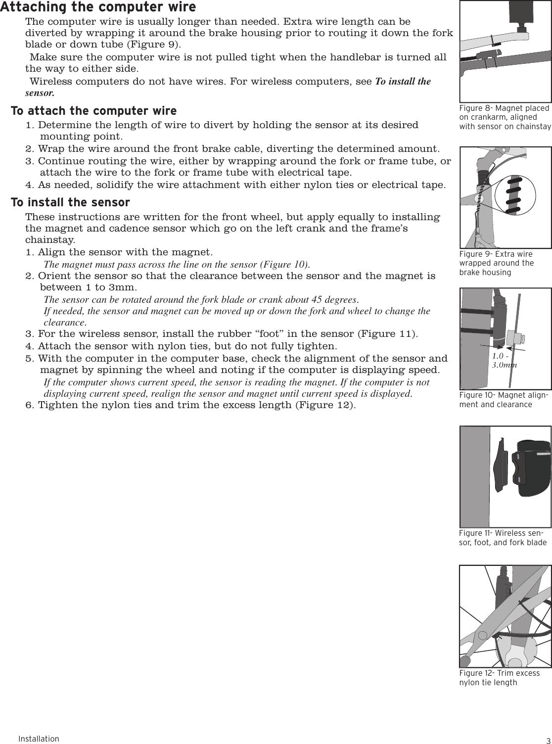 Trek Incite 6I 8I 9I 11I Users Manual 09 29 04
