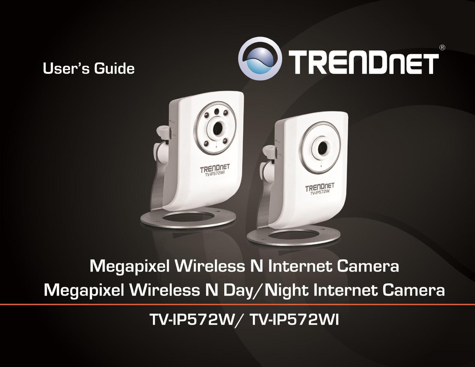 TRENDNET TV-IP572W INTERNET CAMERA DOWNLOAD DRIVERS
