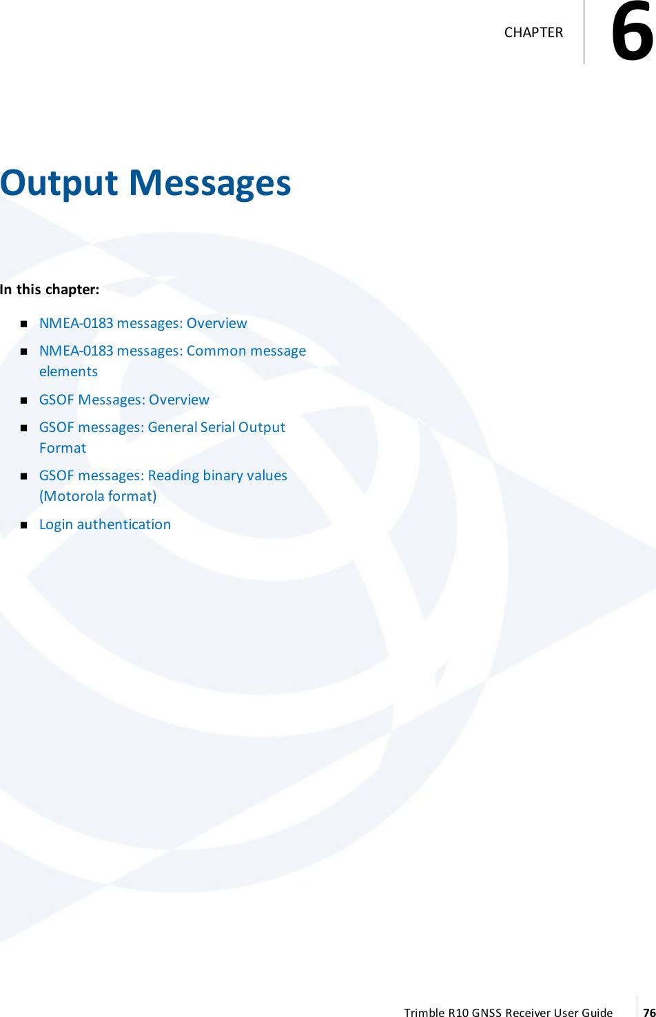 Trimble 9091191 GNSS Receiver+900 MHz+Wi-Fi+Bluetooth User Manual
