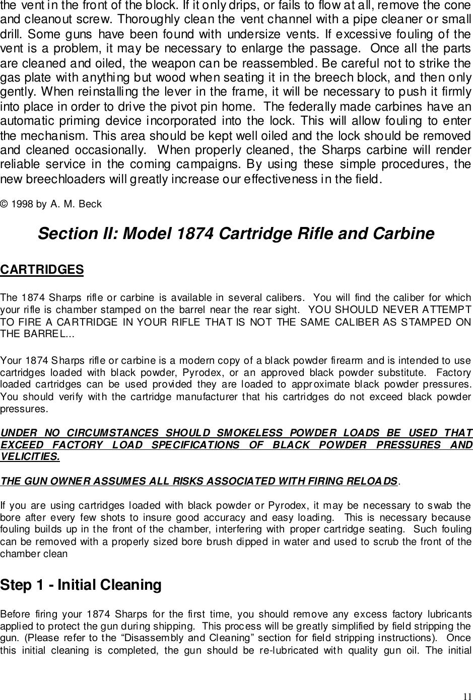 Tristar Vehicle 1863 Users Manual