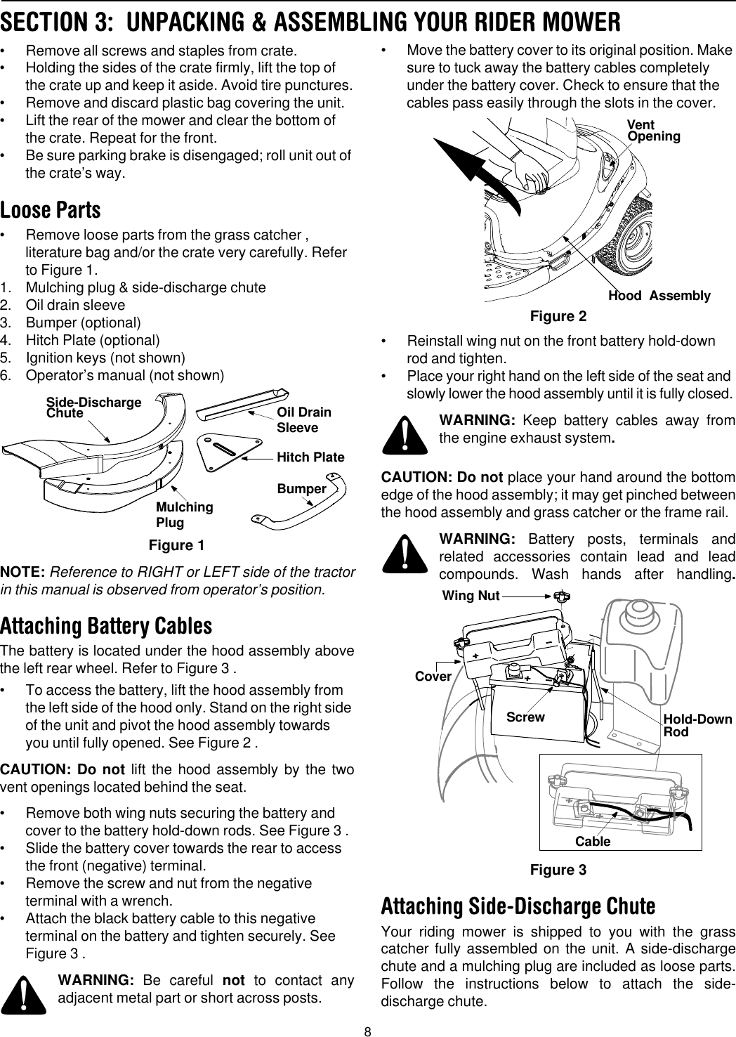 Troy Bilt 13A 344 563 Users Manual Ogrm 5103E(03)