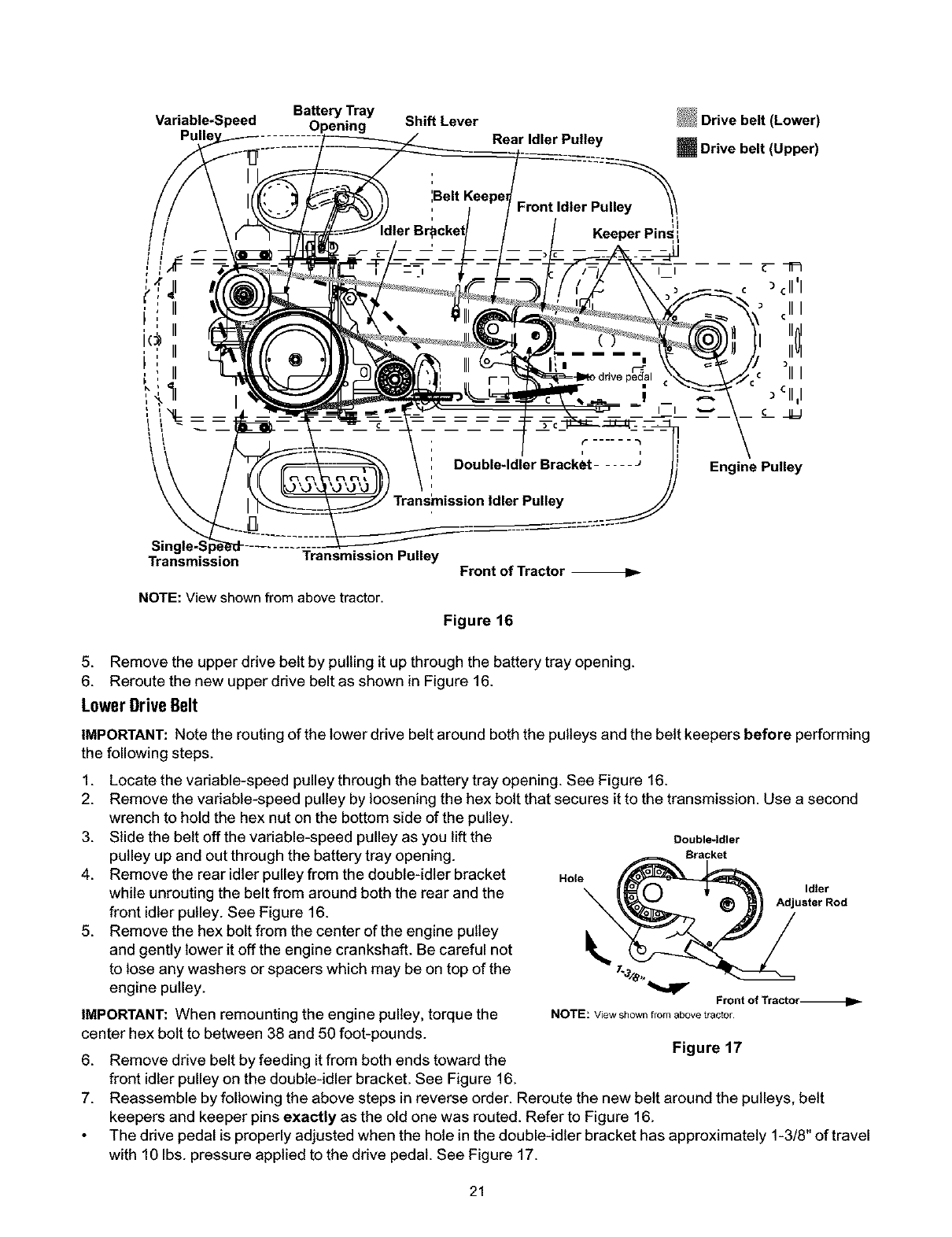 [DIAGRAM_38IU]  Troybilt 13AJ609G766 User Manual LAWN TRACTOR Manuals And Guides L0403348 | Troybuit Electric Wire Diagram 13aj609g766 |  | UserManual.wiki