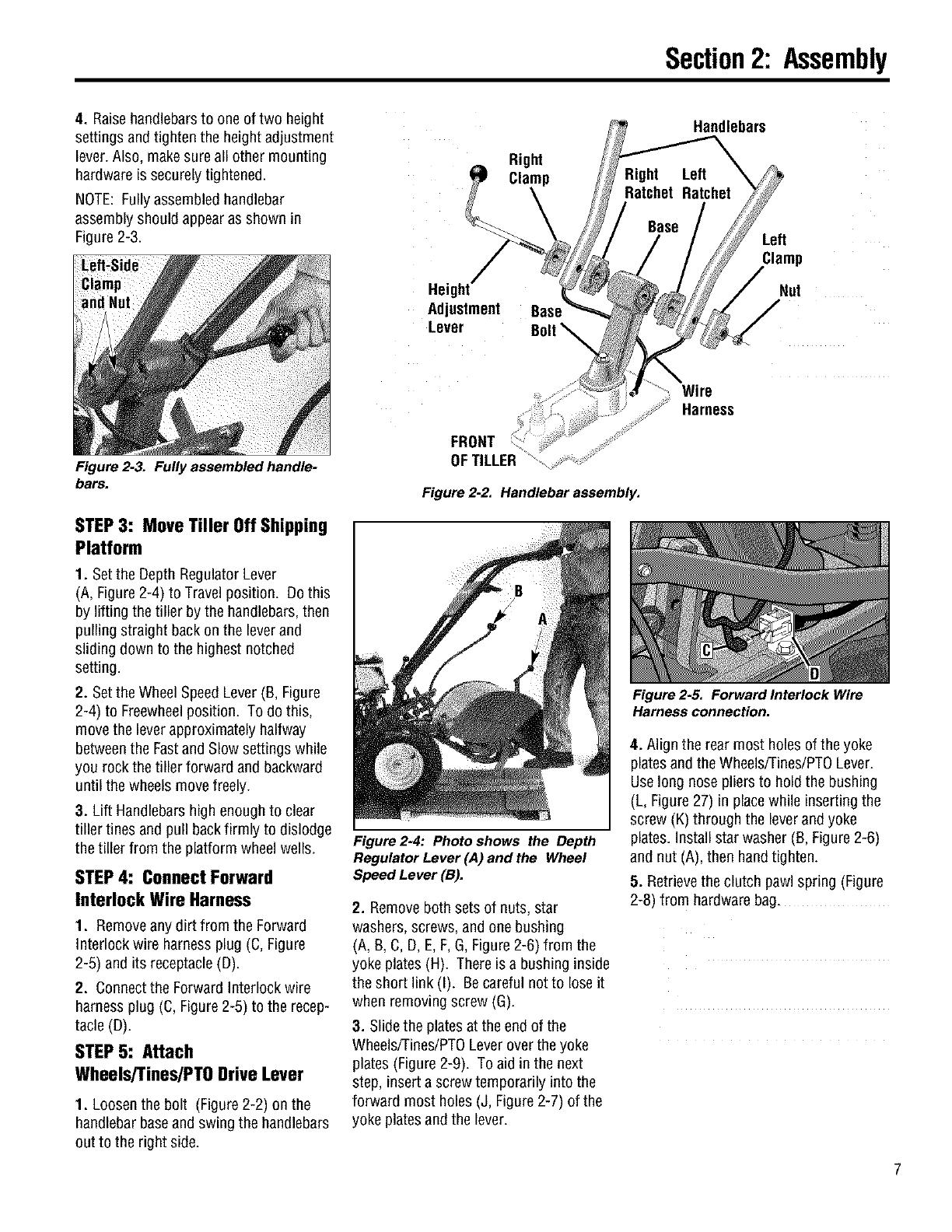 Troybilt 21A 682J063 User Manual TILLER Manuals And Guides