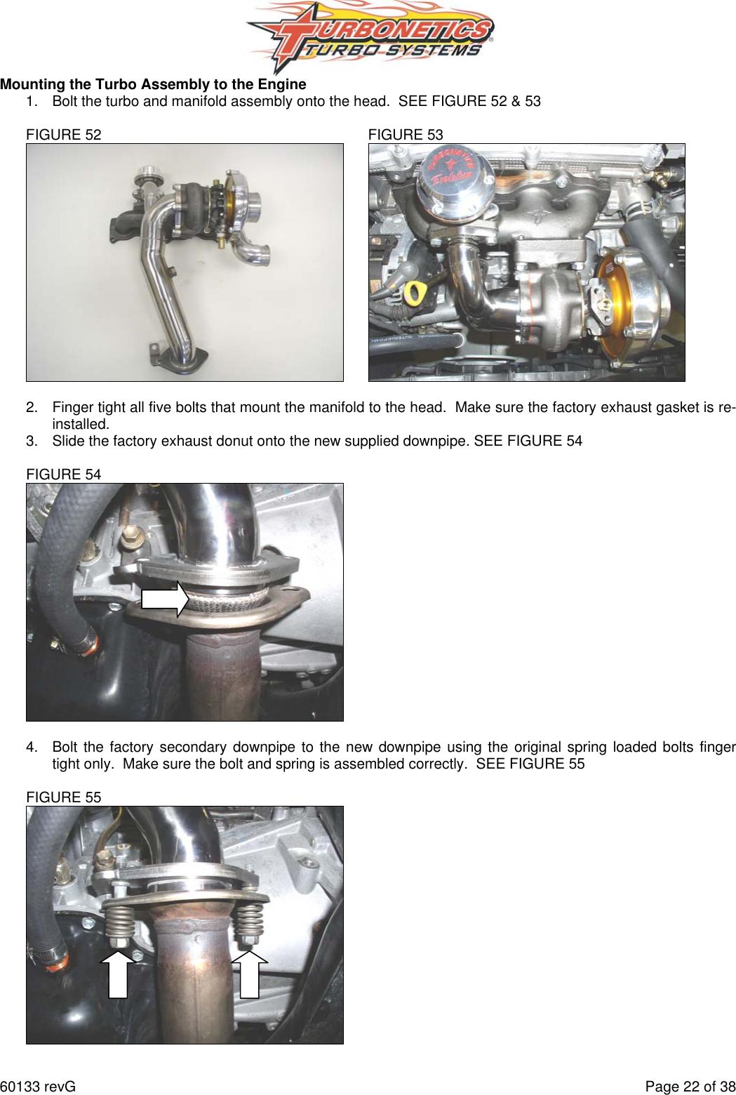 Turbonetics P N 15152 Users Manual 60133_revG