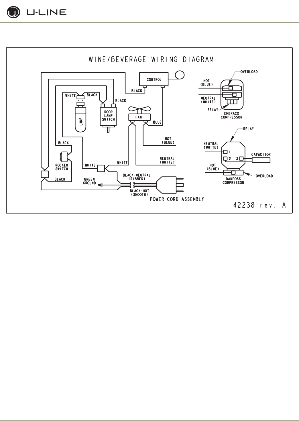 et-40 Uline B Ice Maker Wiring Diagram on