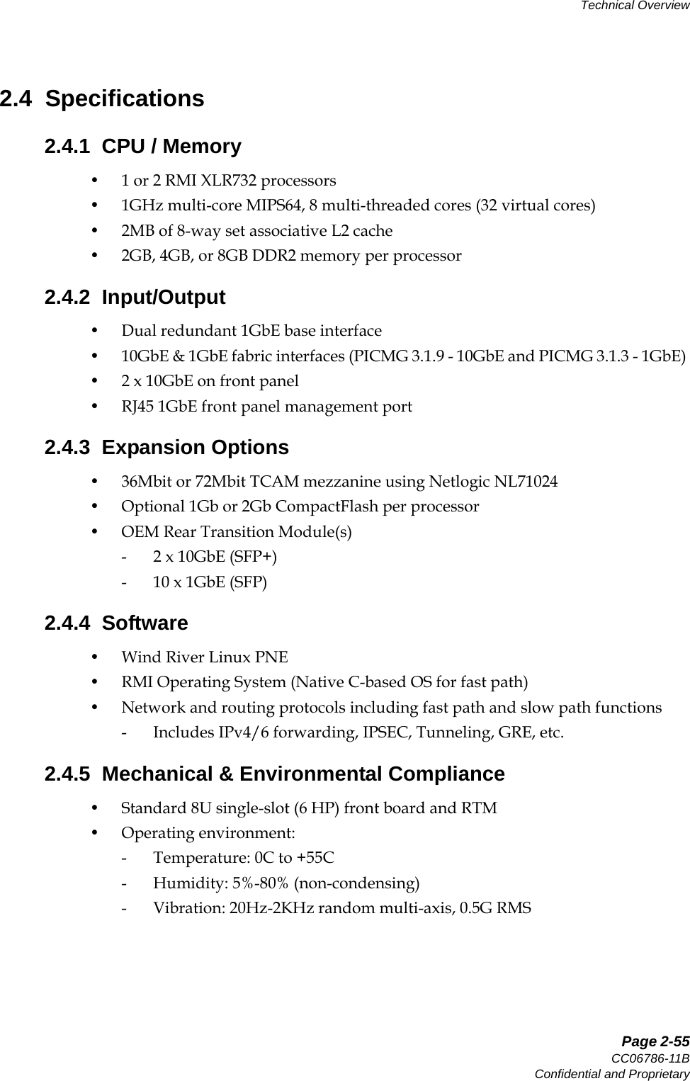 UTStarcom MSG2000 Multi-Service Gateway User Manual