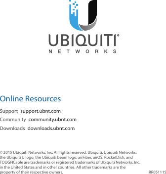 Ubiquiti Networks AF3X Digital Point-to-Point Radio User