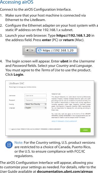Litebeam Firmware