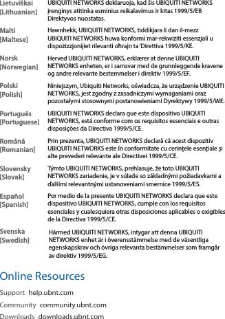 Ubiquiti Networks RP5ACG2 RP-5AC-Gen2 User Manual