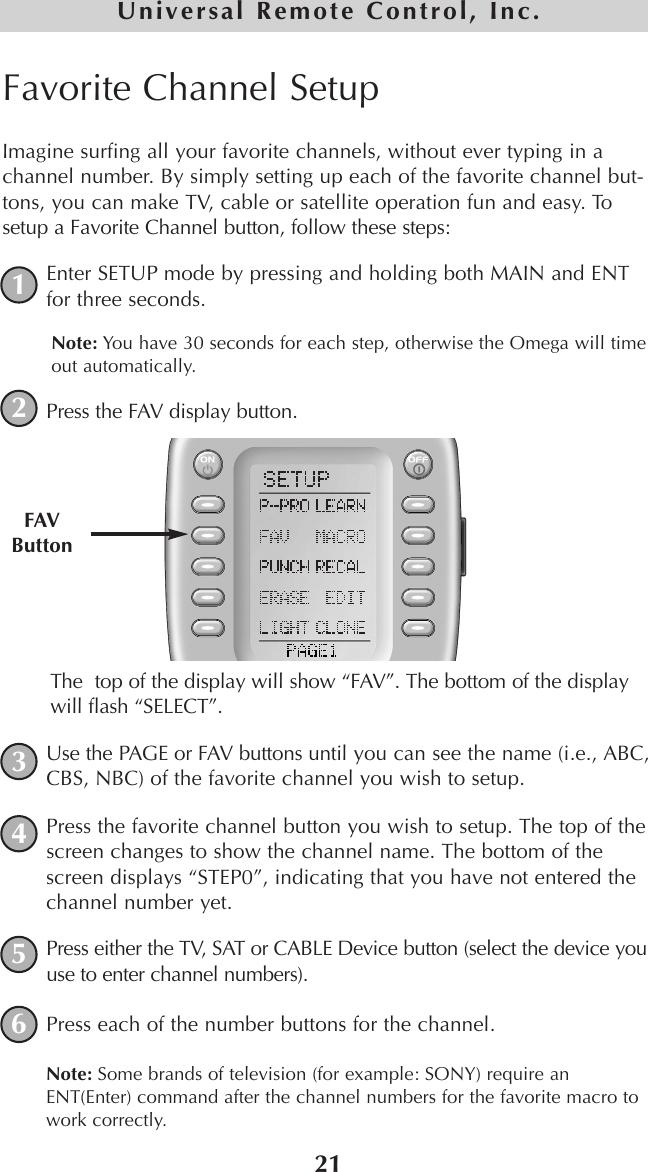 Universal Remote Control Mx 650 Owners Manual OCE 0031B_MX650_Rev06