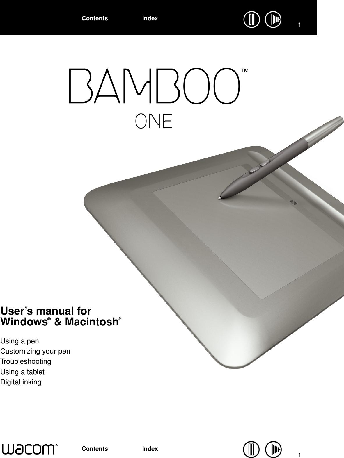 universal scientific ctf 430 wacom sparrow tablet product user rh usermanual wiki wacom bamboo slate user manual wacom bamboo fun user manual