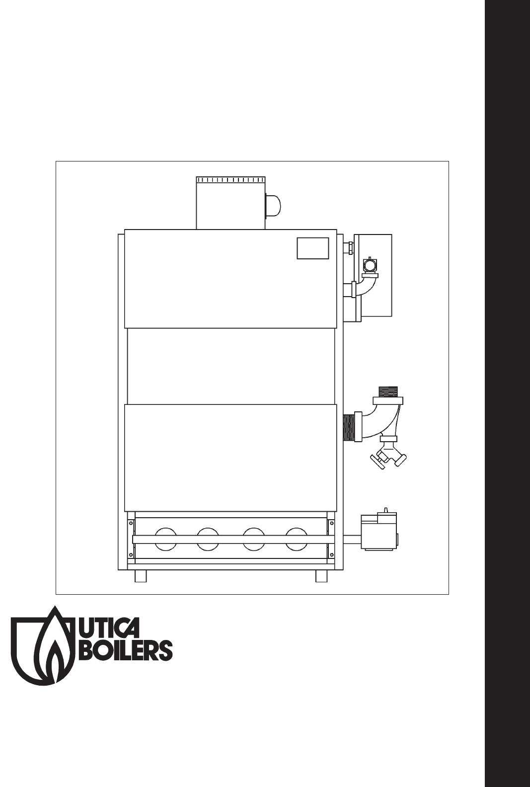 utica gas fired boiler operation manual manualslib makes it easy to Utica Boiler System
