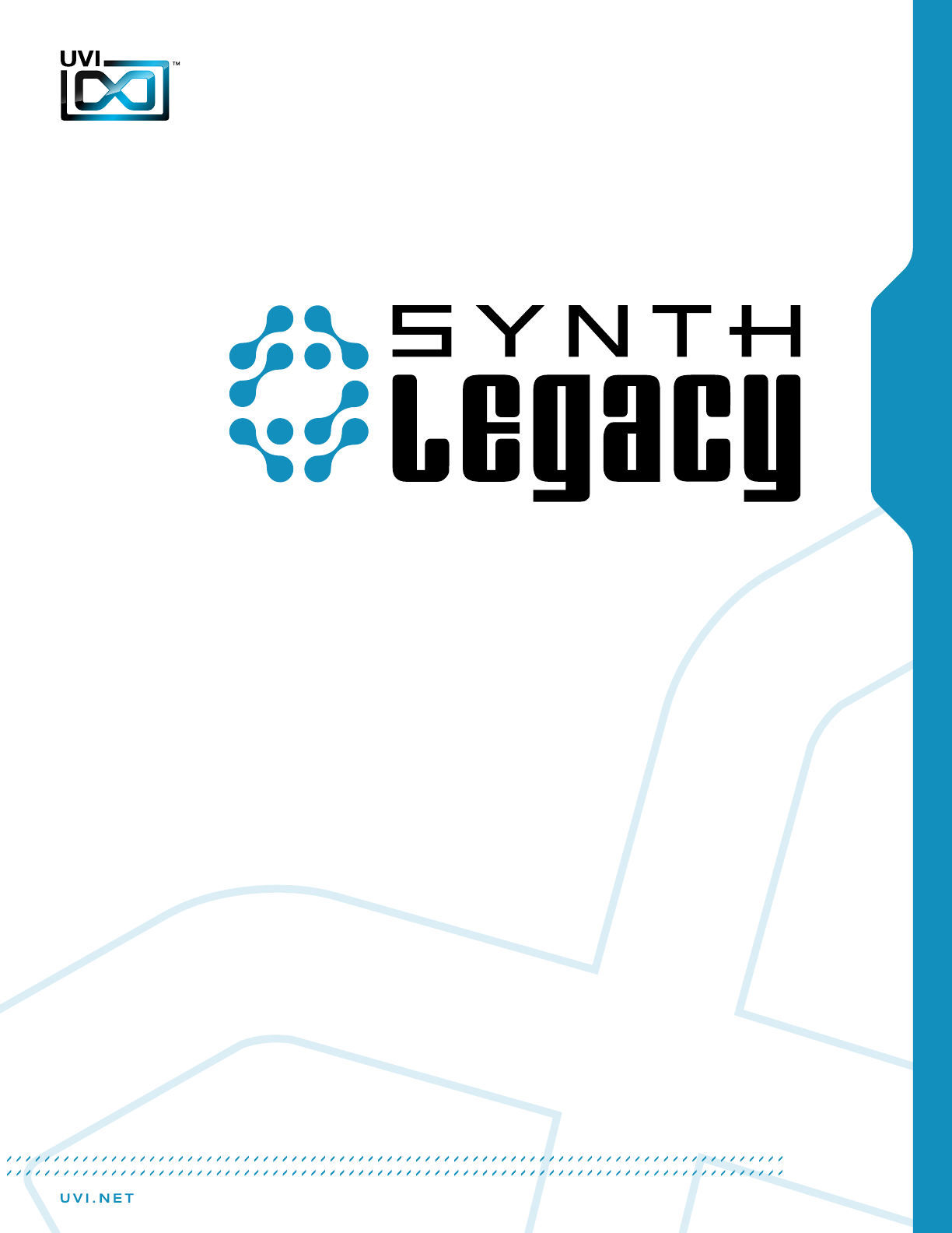 UVI SynthLegacy | Software User Manual Synth Legacy