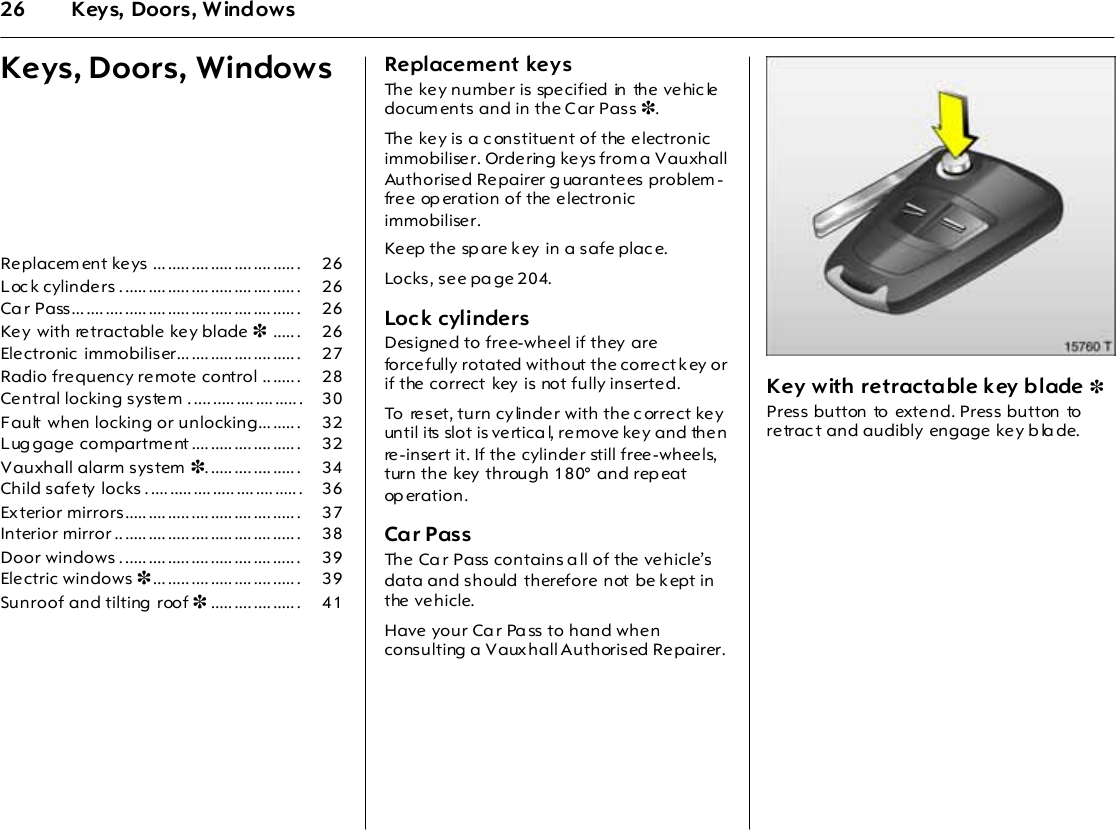 Vauxhall Meriva Owners Manual ManualsLib Makes It Easy To