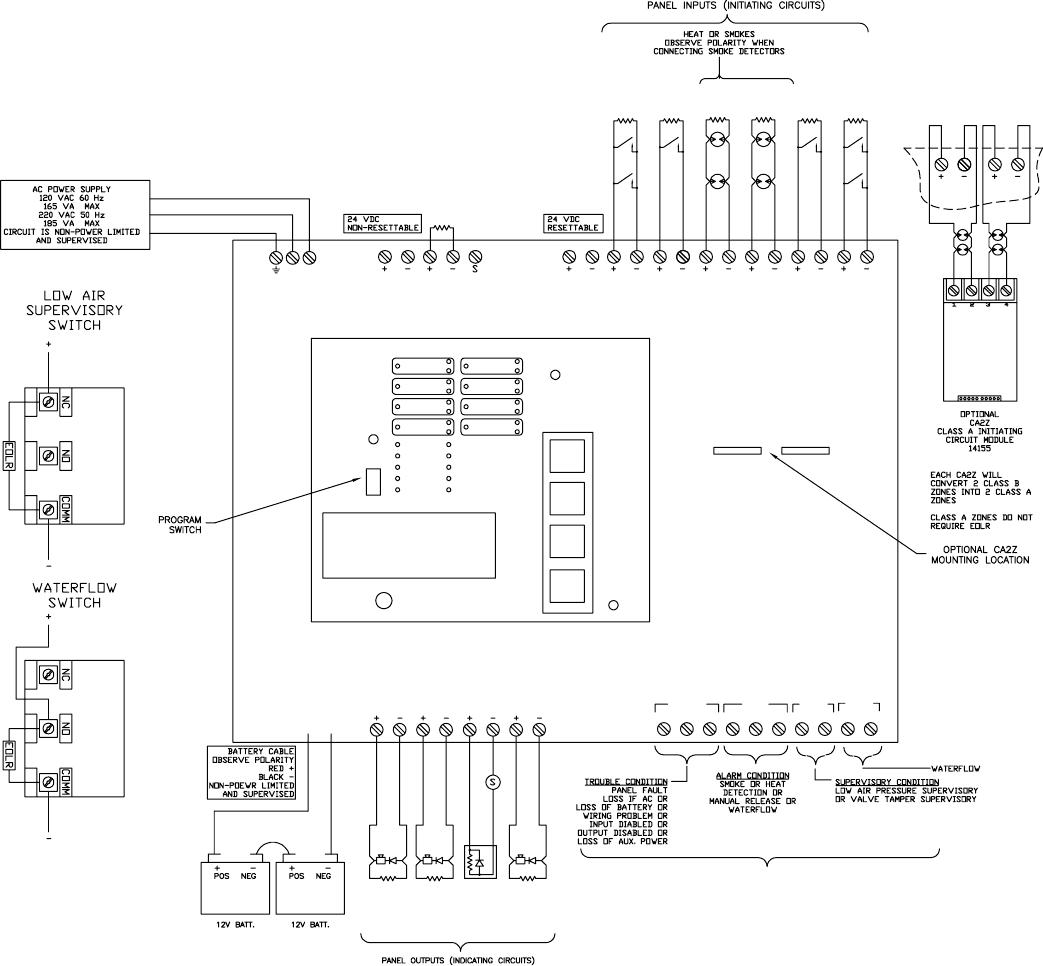 Schaltplan Sprech Aiphone Gt