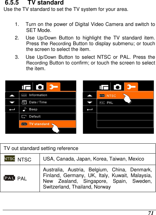 Vivitar Xvn 5 Users Manual H151Z User _English_ 1