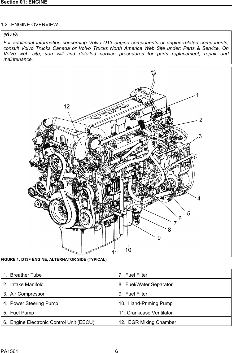 Volvo D13 Users Manual ManualsLib Makes It Easy To Find