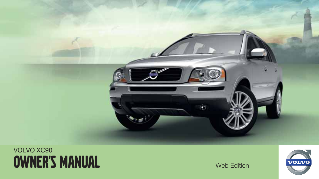 Volvo Xc40 Users Manual