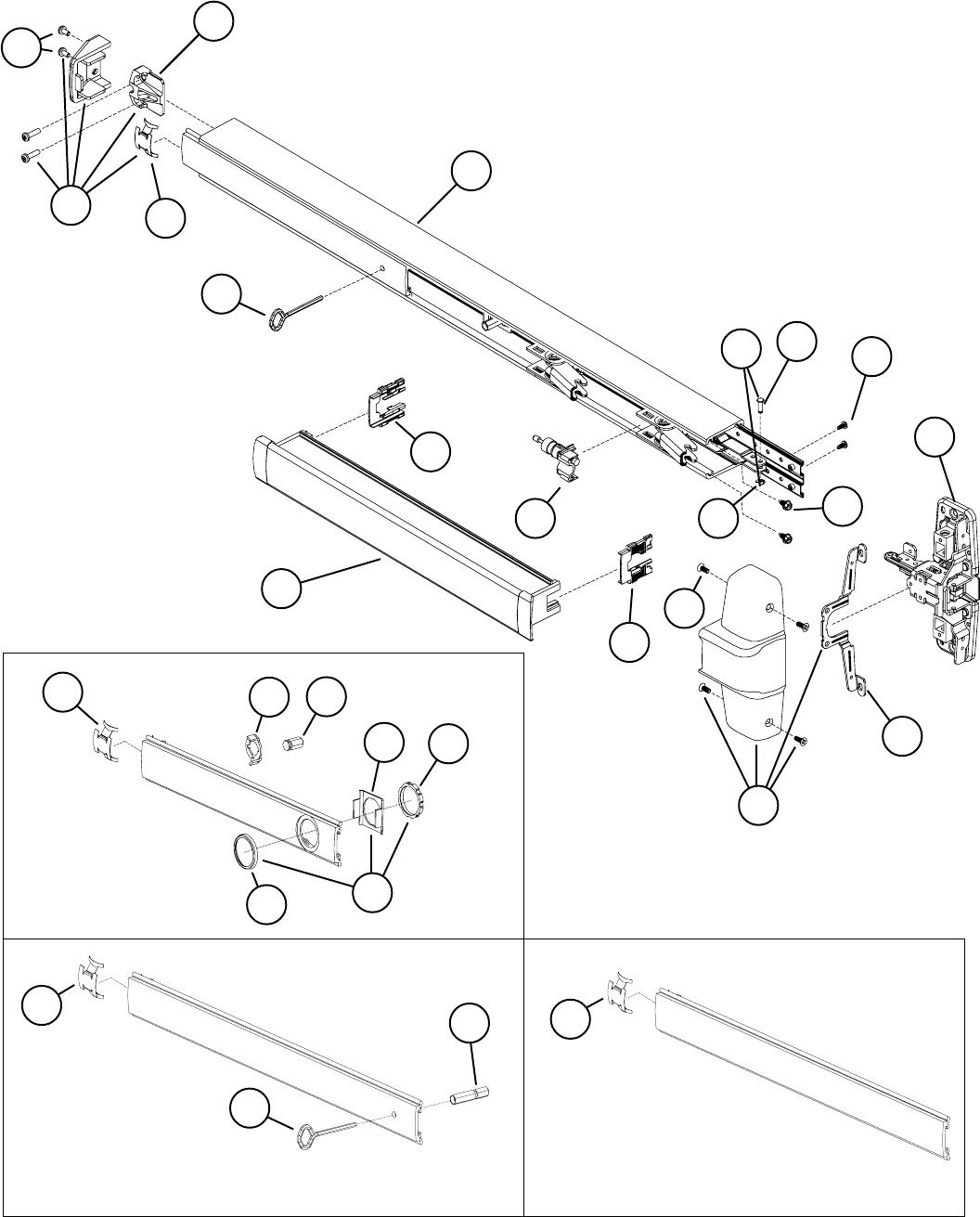 Von Duprin 6300 Wire Diagram | Wiring Schematic Diagram - 11 ... on