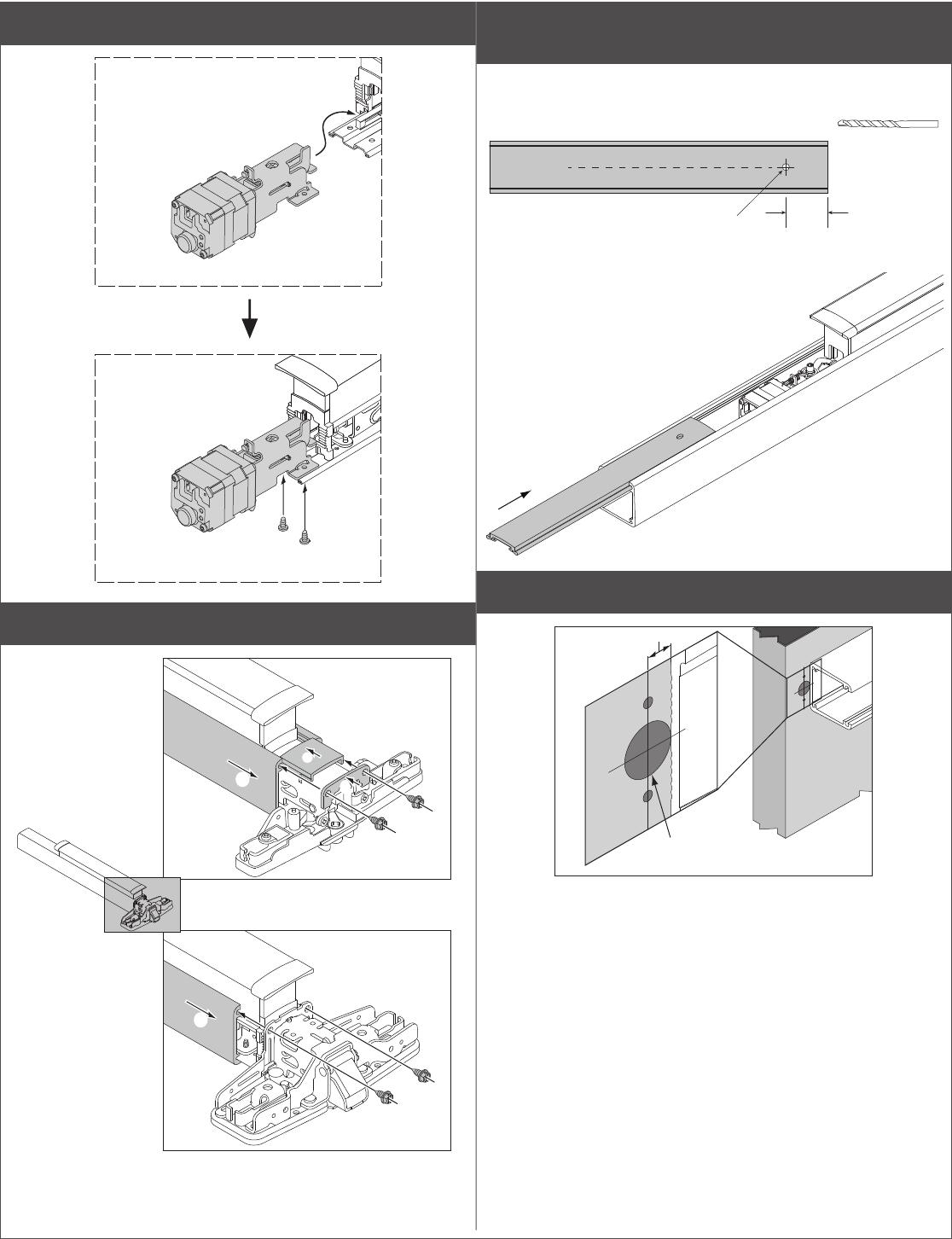 Von Duprin Qel Conversion Kit For 98 99 Series 110745 Ps873 Wiring Diagram 4