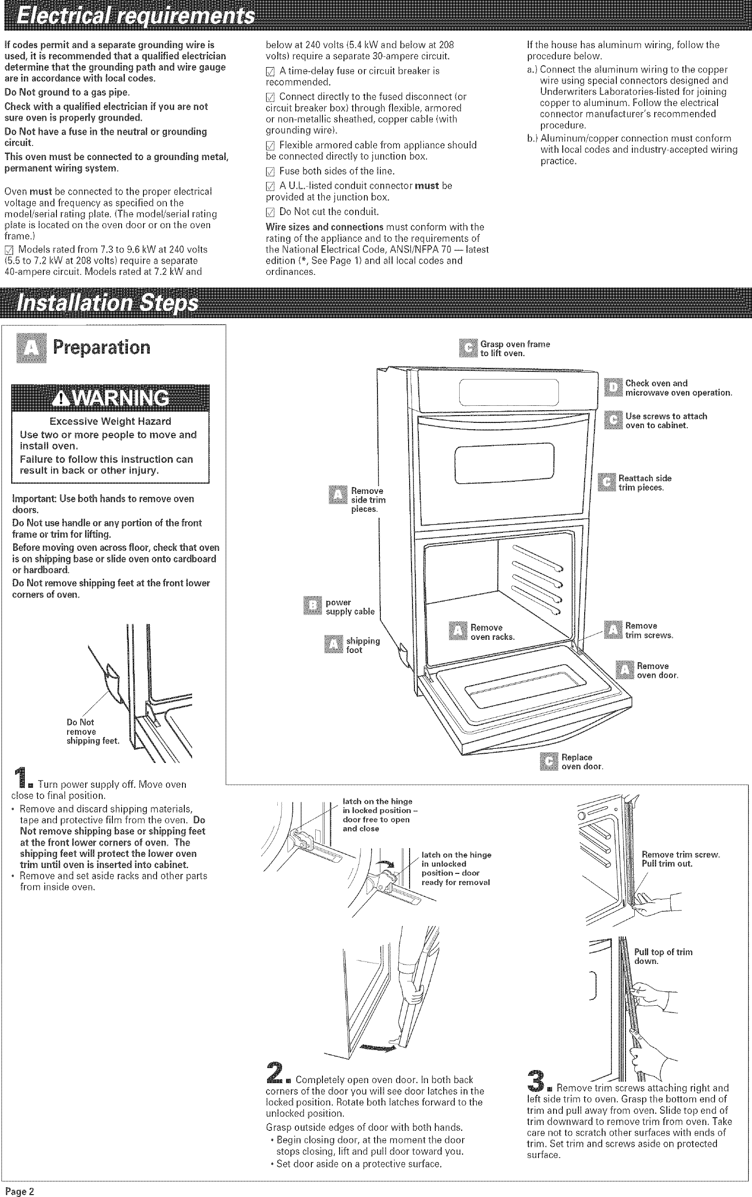 Whirlpool Built In Oven Electric With Microwave Manual L0409230 Parts Gas Dryer Diagram Page 3 Of 5