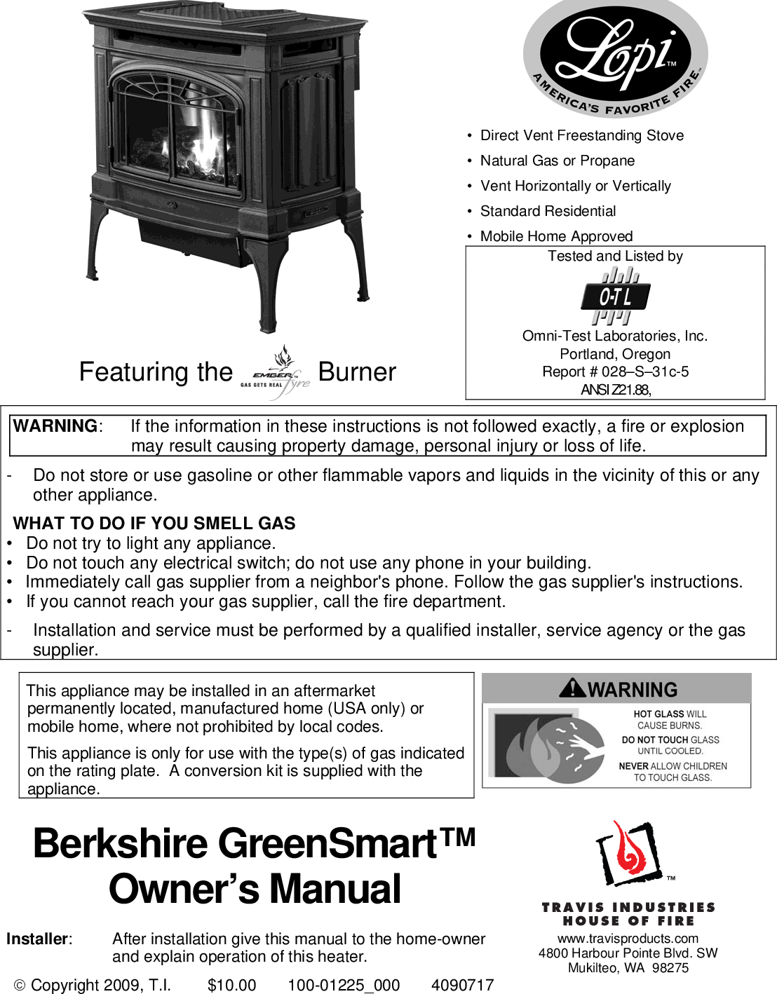 Weber Burner Berkshire GS Manual User To The 901b2b56 f1e1 4791 a8fe on