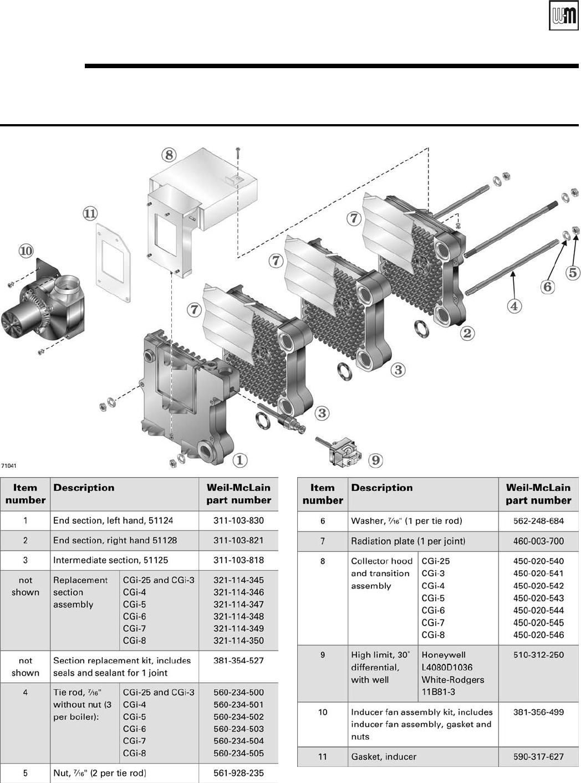 Modern Weil Mclain Eden Nc Elaboration - Electrical System Block ...