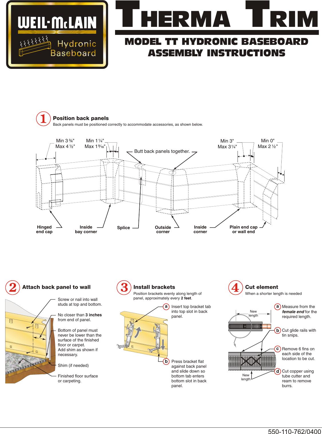 Fancy Weil Mclain Radiators Crest - Electrical Diagram Ideas ...