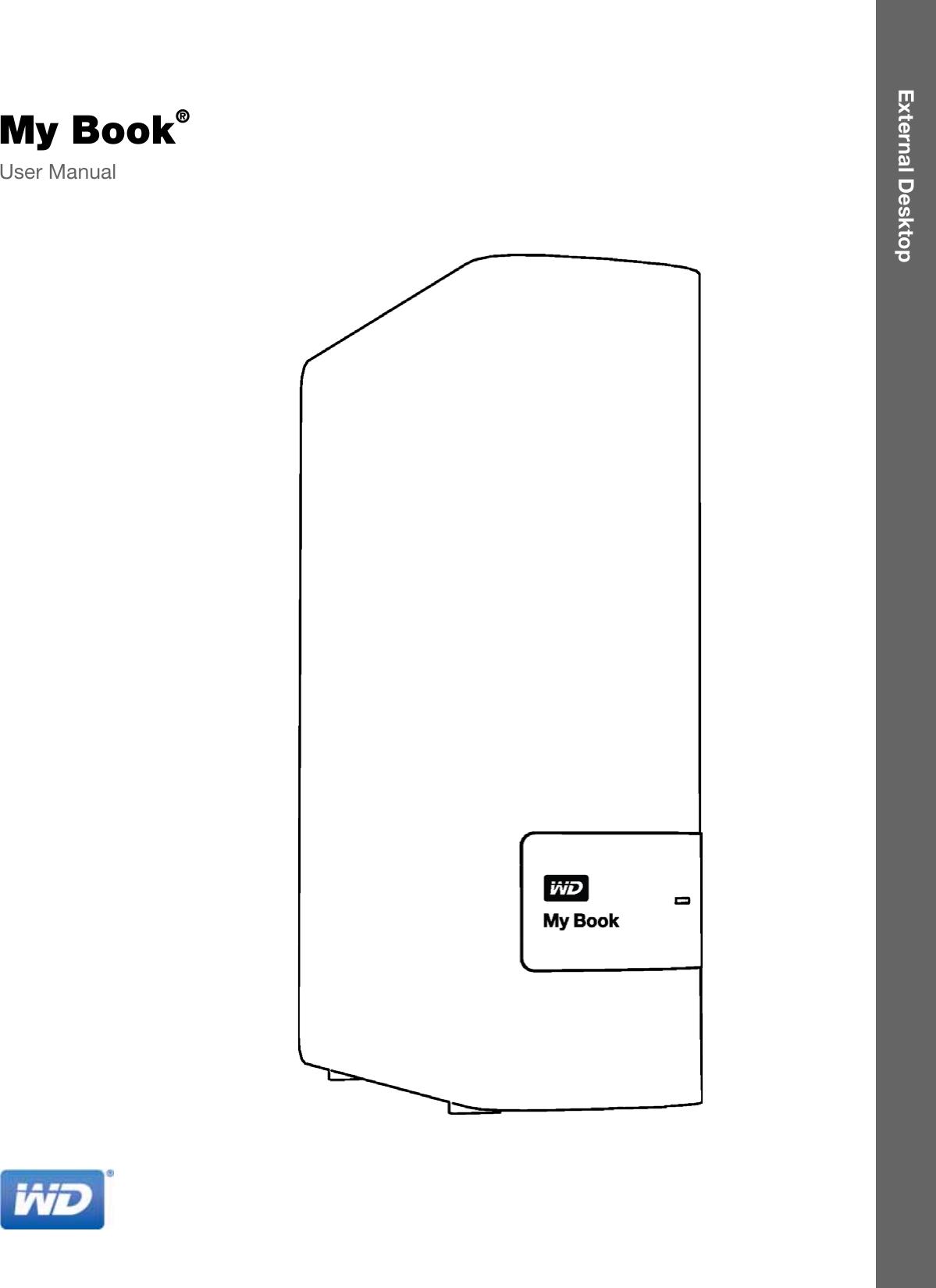 Western Digital 3Tb My Book External Drive Wdbfjk0030Hbk