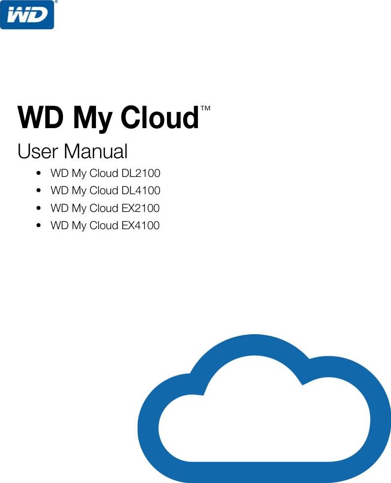 Western Digital My Cloud Ex4100 Users Manual CloudMirror