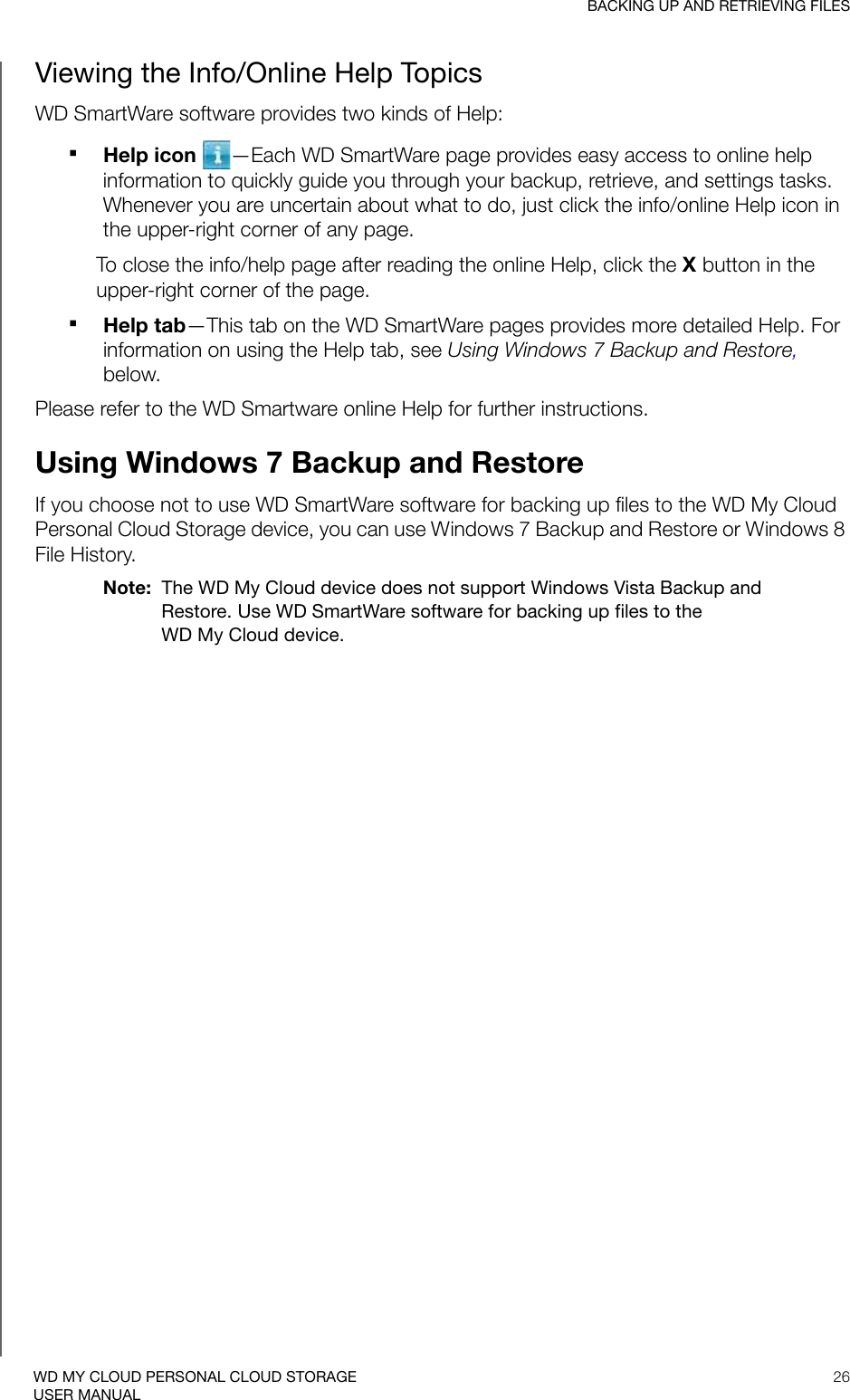 Wd Files Cloud
