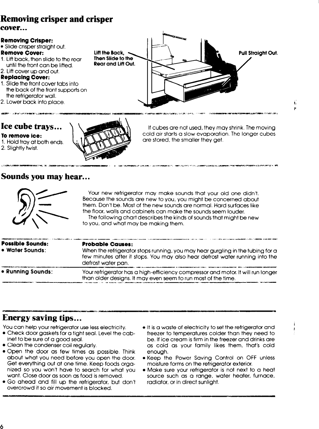 Whirlpool Et12Pc Users Manual Unknown
