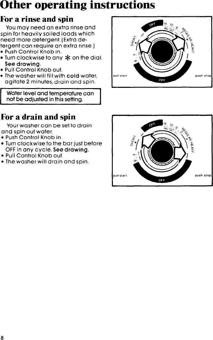 Whirlpool La34Ooxm Users Manual Unknown