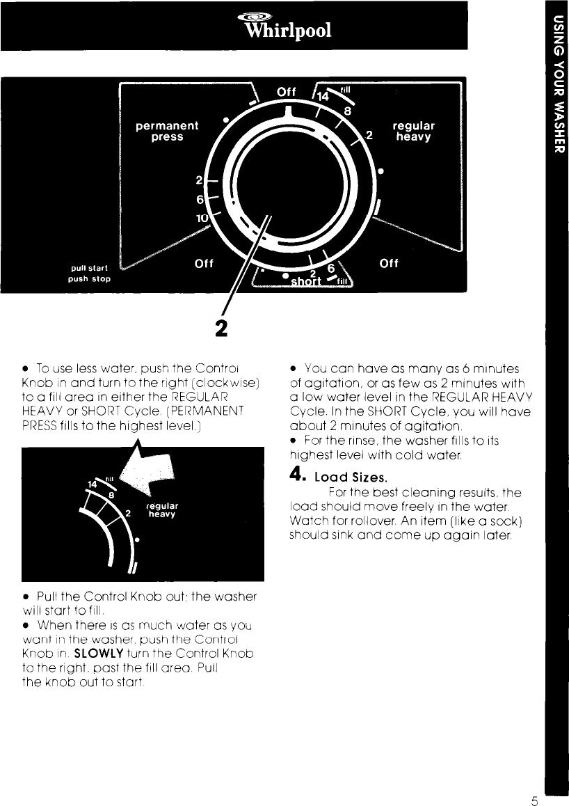 Whirlpool Lb5300Xk Users Manual Unknown