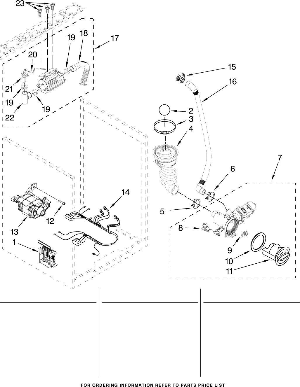 Whirlpool Wfw9500tc01 Users Manual W10158196a Wiring Schematics Steamer Pump And Motor Parts