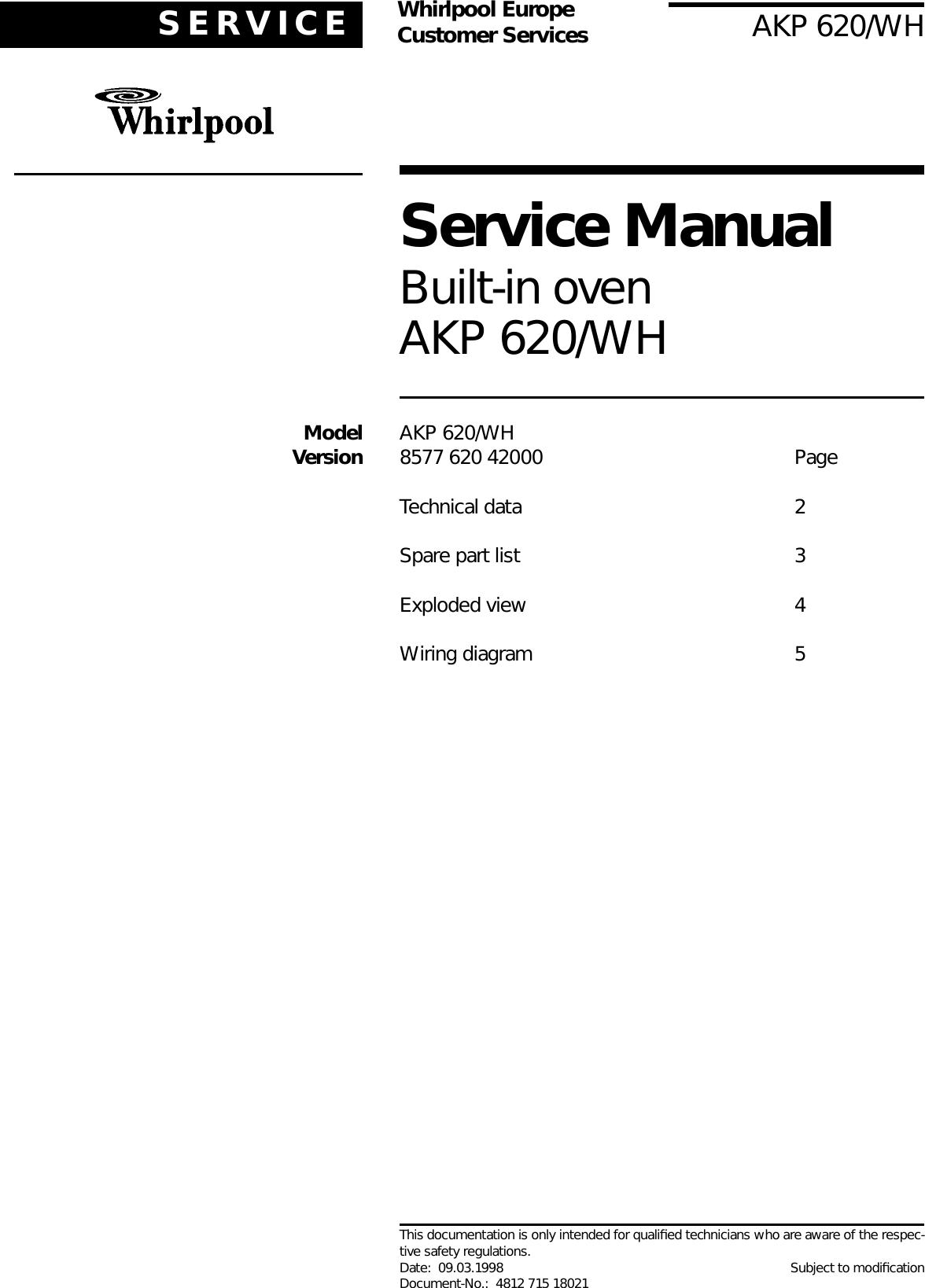 whirlpool oven akp620 users manual rh usermanual wiki User Manual User Training