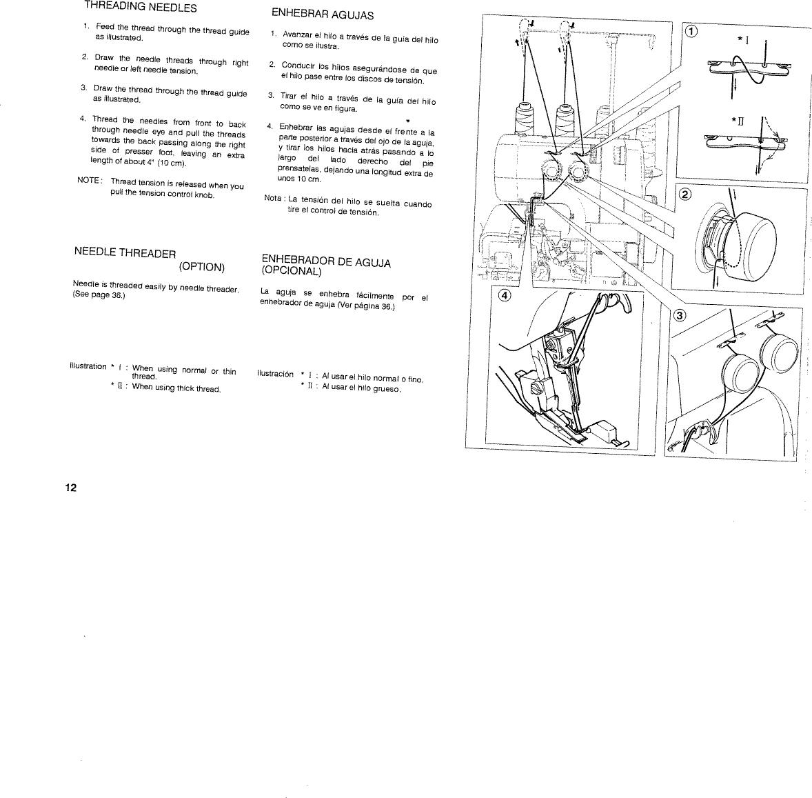 White Speedylock 1300De Users Manual