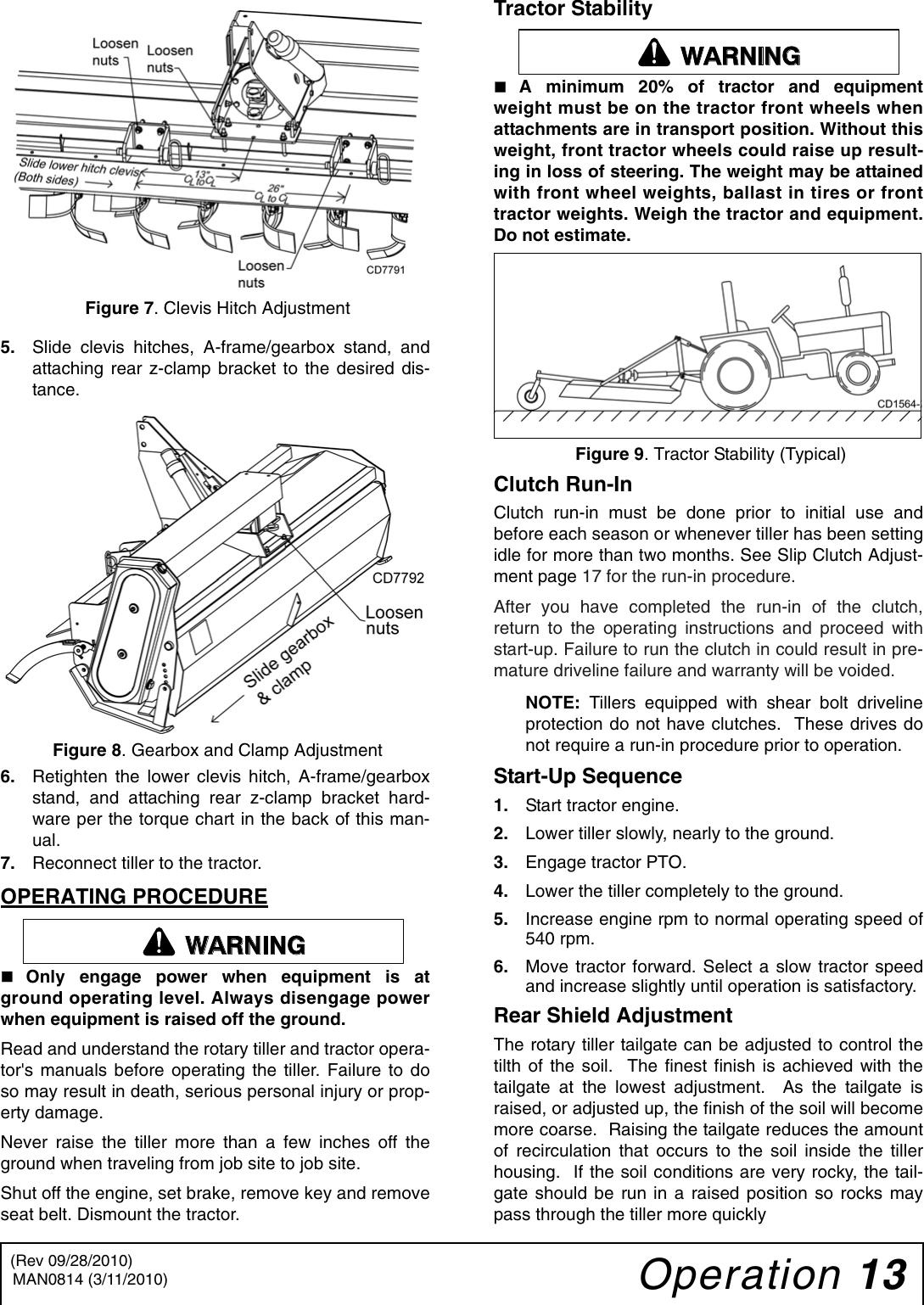 Woods Equipment Ts44 Users Manual MAN0814