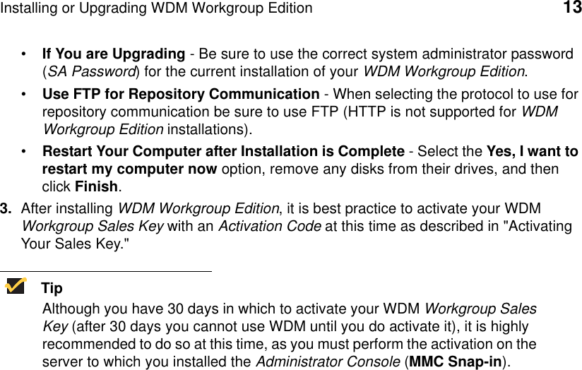 Wyse Devise Manager Release 4 9 Users Manual Device Manager™