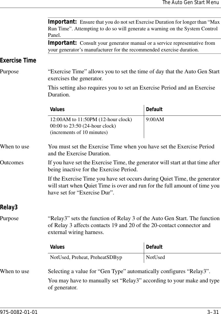 Xantrex Automatic Generator Users Manual Ags