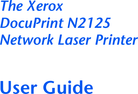 XEROX DOCUPRINT N2125 PS WINDOWS 7 64BIT DRIVER DOWNLOAD