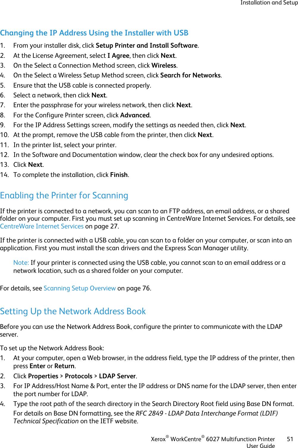 Xerox Workcentre 6027 Users Manual Xerox® WorkCentre® Multifunction