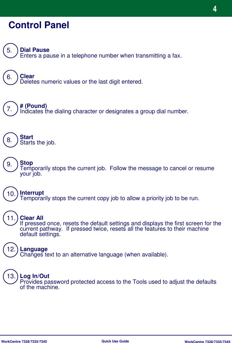 Xerox Workcentre 7328 Users Manual