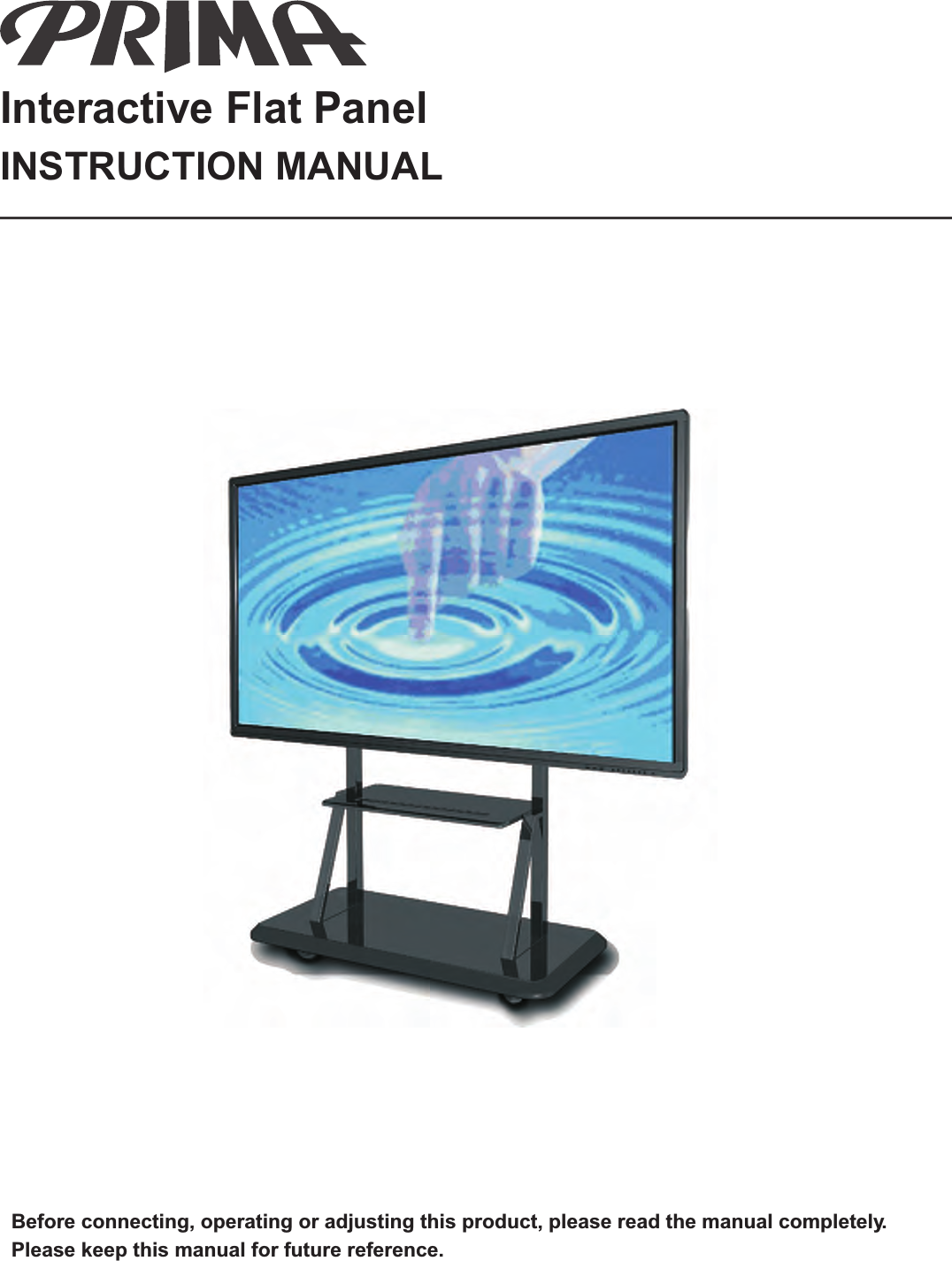 xiamen prima technology le 55pc88 interactive flat panel user manual rh usermanual wiki Prima Guides Kirby 64 Prima Official Strategy Guides
