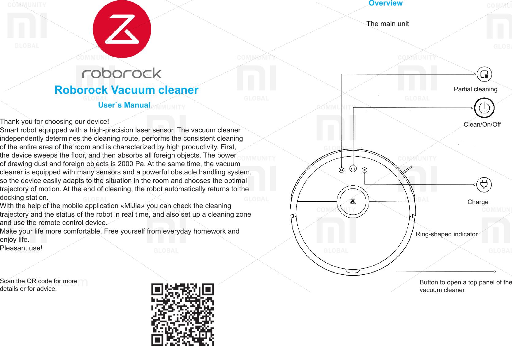 Roborock Factory Reset