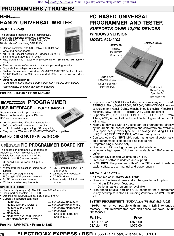 Xilinx Velleman 01Adasm Users Manual
