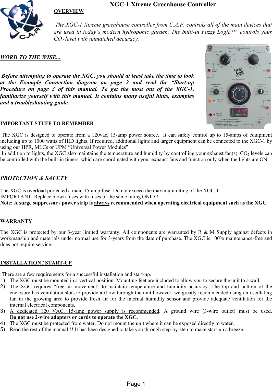 Xtrememac Xgc 1 Users Manual Summary Mlc Light Controller Wiring Diagram