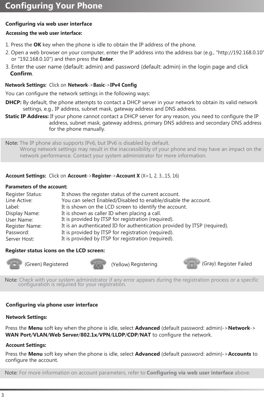 YEALINK T54S Media IP Phone User Manual Yealink SIP T54S Quick Start