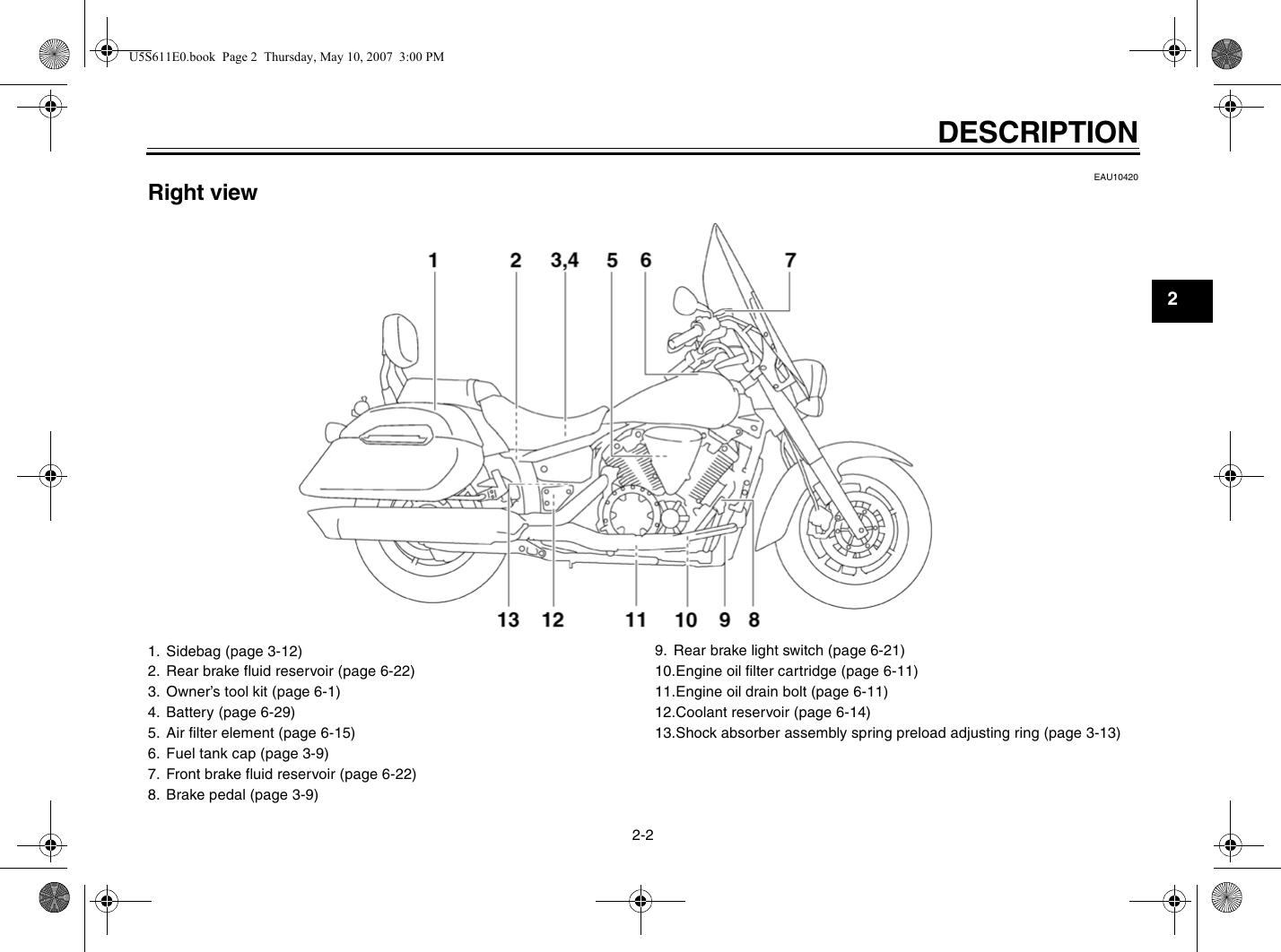 Yamaha 701 Cooling Diagram